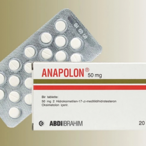 Anapolon 50mg 20 tablets hormone Bodybuilding fitness fit sports supplements For men For Women discountshub