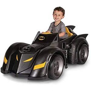 Batman Batmobile 6-volt Battery Powered Ride On discountshub