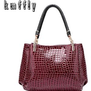 Fashion Alligator Casual Tote Shoulder bags Top-handle Bags Crocodile Pattern Luxury Designer Large Capacity Shopping Tote Bags discountshub