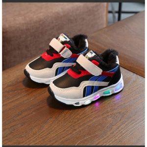 LED Soft Kids Unisex Sneaker discountshub