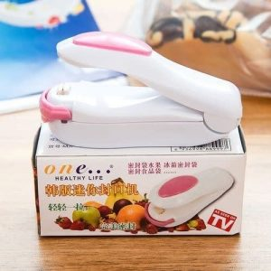 Mini Plastic Bag Sealing Machine discountshub