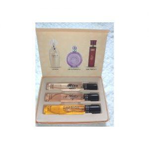 N P Gandour Mr & Mrs Paris 3-in-1 Perfume Set For Her discountshub