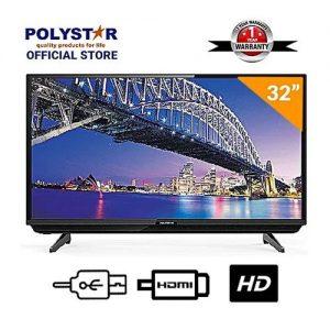 Polystar 32-Inches HD LED Television PV-HD3216NN discountshub