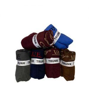 Premium 6 In 1 Men's Boxer Shorts - With Bonus Gift discountshub