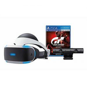 Sony Computer Entertainment PlayStation VR World Bundle + Grand Tourism discountshub