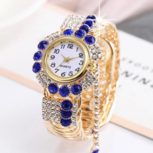 2021 Top Brand Luxury Rhinestone Bracelet Watch Women Watches Ladies Wristwatch Relogio Feminino Reloj Mujer Montre Femme Clock discountshub