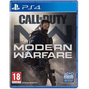 Activision CALL OF DUTY MODERN WARFARE PS4 discountshub