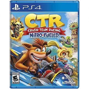 Activision Crash Team Racing Nitro Fueled PS4 ddiscountshub