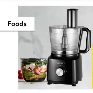 Century Food Processor & Yam Pounder - 1000W discountshub