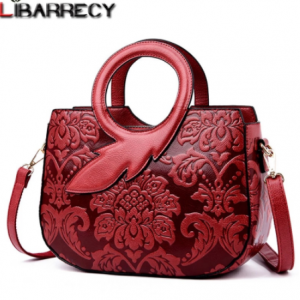 Classic Chinese Style Luxury Handbags Women Bags Designer 2019 Fashion Shoulder Bags Female Casual Genuine Leather Totes Bags discountshub