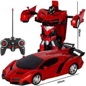 Drive Transformation Robots Models Remote Control Car Toy discountshub
