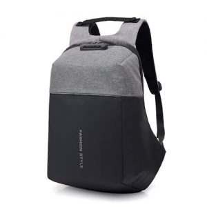 """Fashion Front Smart Anti-theft Laptop Backpack - 18"""" discountshub"""
