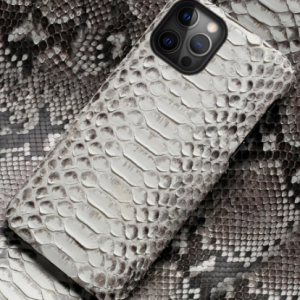 Genuine Python Leather Phone Case For iPhone 12 Pro Max 12 Mini 11 Pro Max X XS max XR 5s 6 6s 7 8 Plus SE 2020 snakeskin Cover discountshub