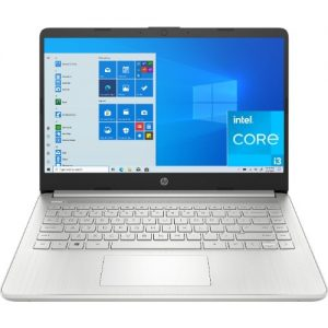 HP Notebook 14 Touchscreen - 11th Gen - Intel Core i3 - 8GB Ddr4-RAM - 256GB SSD - Windows 10 Pro discountshub
