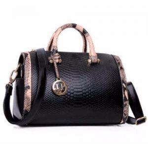 JP Quality Ladies' Handbag - Black discountshub
