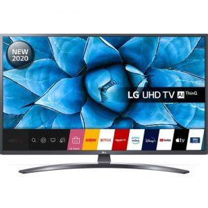 LG 65''UHD AI Thinq,4 K,Smart, Built In Satellite Receiver,Magic Remote,1 AV,3HDMI.2USB. discountshub