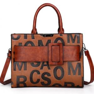 Light Luxury Handbags Women Bags Designer Letter Belt Shoulder Bags High Quality Ladies Crossbody Hand Tote Bags For Women 2020 discountshub