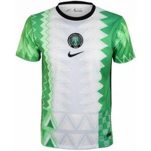 Nike 2020 NIGERIA HOME JERSEY discountshub