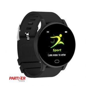Partner Mobile Erica Smart Watch Black discountshub