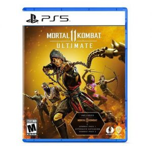 Playstation MORTAL KOMBAT 11 ULTIMATE MK11 PS5 discountshub