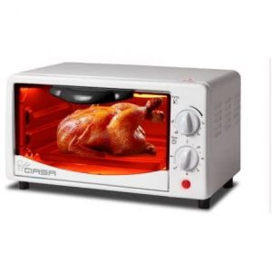 QASA Oven Toaster -10l + Free Gift discountshub