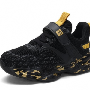 SKHEK Spring Autumn Kids Shoes 2021 Fashion Mesh Casual Children Sneakers For Boy Girl Toddler Baby Breathable Sport Shoe discountshub