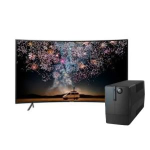 Samsung 49' Curved Uhd 4k Smart Tv-49ru7300 + Free UPS discountshub