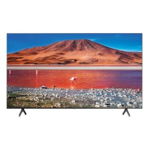 Samsung 55 Inch Crystal Uhd 4k Smart - Ru7100 discountshub