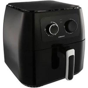 Sokany Air Fryer - Black - 8.5Liters discountshub