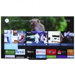 Sony A8f 4k Uhd Hdr Oled Television - Xbr55a8f discountshub