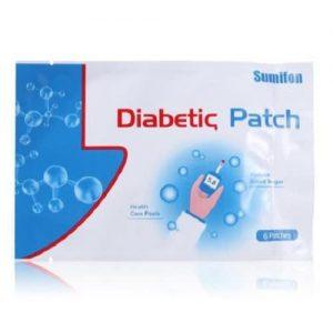 Sugar Reducing Diabetic Patch Herbal - 1 Bag discountshub