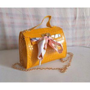 Super Cute Small Ladies Bag (yellow) discountshub