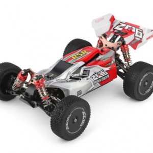 WLtoys 144001 2.4G Racing RC Car Competition 60 km/h Metal Chassis 4wd Electric RC Formula Car Remote Control Toys for Children discountshub