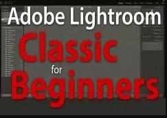 Adobe Lightroom Classic for Beginners discountshub
