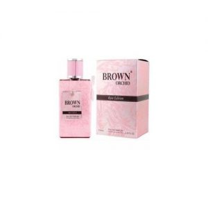 Brown Orchid ROSE Edition For Women EDP 80Ml discountshub