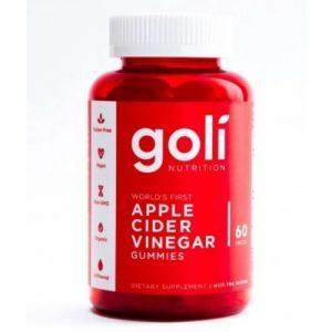 Goli Gummy - 60 Chewable discountshub