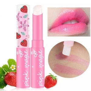 Heng Fang Strawberry Temperature Changing Color Lipstick (2 Sticks) discountshub