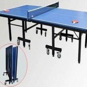 Indoor Table Tennis Board With Complete Accessories discountshub