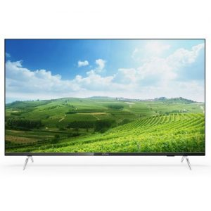 """Infinix Ai ''55"""" Inch -UHD Smart LED Android TV (with 2 Years Official Warranty) - Black discountshub"""