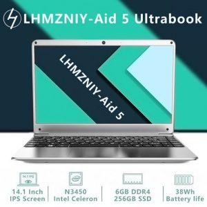 """LHMZNIY LHMZNIY-Aid 5 Intel N3450 14,1 """"IPS 6 Go RAM + 500GB SSD discountshub"""