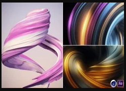 Learn Cinema 4D - Create Abstract 3D Design Elements discountshub
