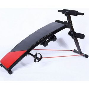 Sit Up Bench With Dumbbells discountshub