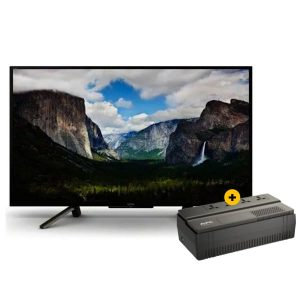 Sony 55' 4k Android Tv With Google Assistant + free Ups discountshub