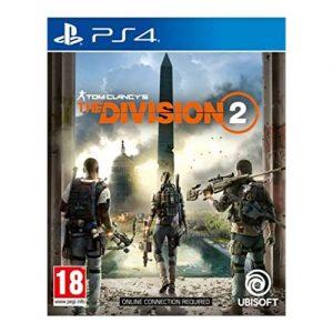 UBISOFT Tom Clancy's The Division 2 - PlayStation 4 discountshub