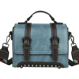 Vintage Women's Handbags Pu Leather Crossbody Bags For Women Messenger Bag Ladies Female Shoulder Bag 2021Designer Women Handbag discountshub