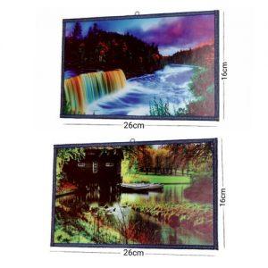 2 Set Wall Picture Color Design discountshub
