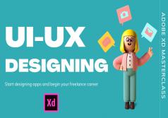 App Designing & Prototyping in Adobe XD Masterclass: Start your designing career and earn money discountshub