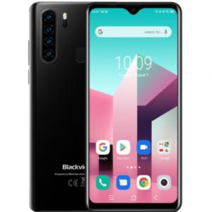 Blackview A80 Plus Mobile Phone Octa Core 4GB RAM+64GB ROM 13MP Quad Rear Camera 6.49 Inch Waterdrop Smartphone 4G Cellphone discountshub