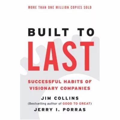 Built To Last By Jim Collins, Jerry I. Porras discountshub