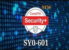 CompTIA SY0-601 - Complete Preparation - NEW discountshub